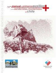 Manual primeros auxilios - Trekkingchile.com