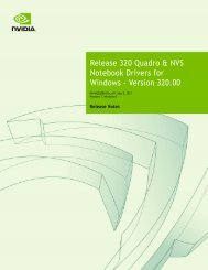 Release 320 Quadro & NVS Notebook Drivers for Windows ...