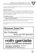 Tennis Club Chur Frühling 2008 - Seite 7
