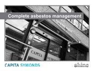 Complete asbestos management - Capita Symonds