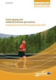 Active ageing and solidarity between generations - Eurostat - Europa