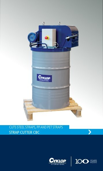 STRAP CUTTER CBC