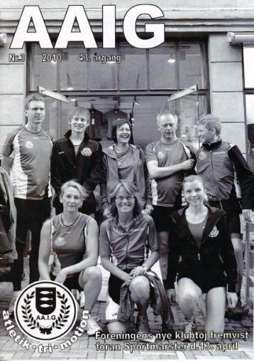 AAIG – atletik, tri & motion - Ove Schneider´s løbeside