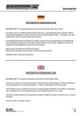 bb-9056 bizeps maschine / aufbauanleitung - Megafitness-Shop - Page 2