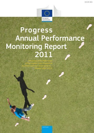 Progress Annual Performance Monitoring Report 2011 - European ...