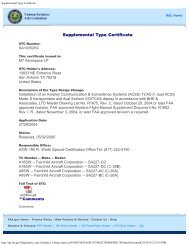 SA10352SC - Elbit Systems of America