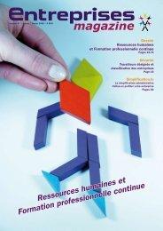 Numero27 - Entreprises magazine