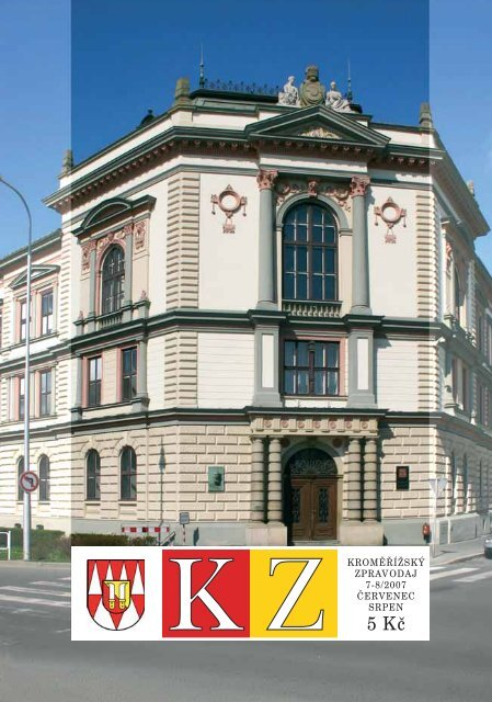 Vydání - 7 - Město Kroměříž