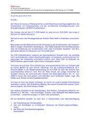 CDU-Ortsratsfraktion (Sitzung am 11.9.2008) - Schwiegershausen