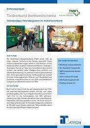 Tarifverbund Nordwestschweiz - bei Tram-Oldtimer Basel