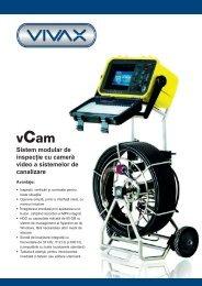 Sistem modular de inspecţie cu cameră video a ... - SebaKMT