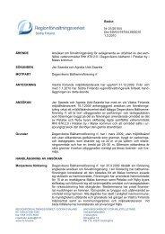 Beslut Nr 21/2010/4 Dnr ESAVI/197/04.09/2010 1.3.2010 ÄRENDE ...
