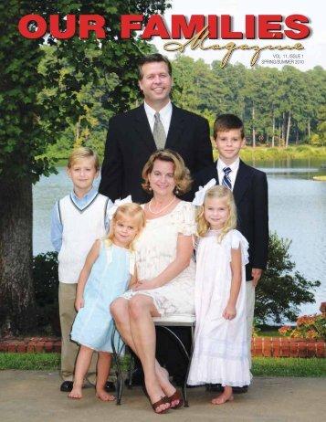 OUR FAMILIES - Faulkner University