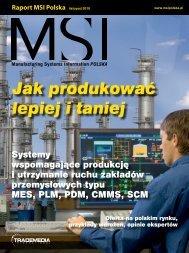 Raport w pliku PDF do pobrania - MSI Polska