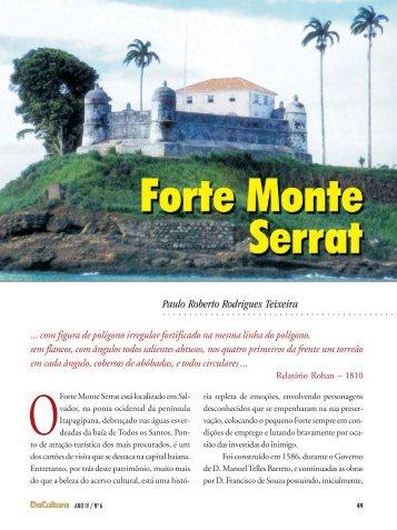 Forte Monte Serrat - FunCEB
