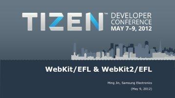 WebKit/EFL & WebKit2/EFL