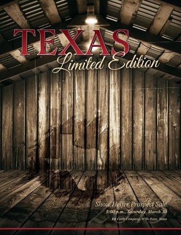 KB Cattle Company - MCS Auction, LLC