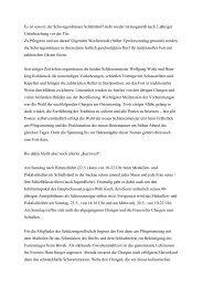 Der Festverlauf (link /PDF-Datei) - Schwiegershausen