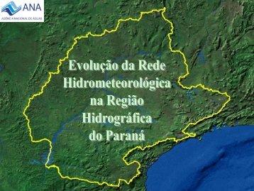 Evolução - RH Paraná - Ana