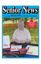 Jun - Senior News Georgia