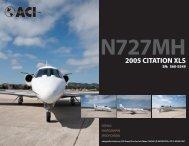 2005 CITATION XLS - Business Air Today