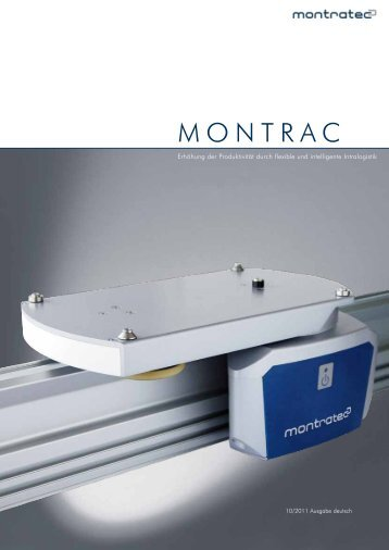 Montrac Handbuch - montratec AG