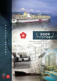 E-2009 Annual Report.pdf - Orient Overseas (International)