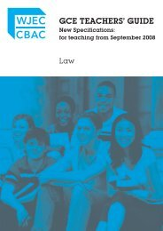 GCE A4 Teachers Guides:Layout 1 - WJEC