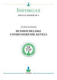 Brochure huishoudelijke condenserende ketels - GoLanTec