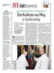 Gość Niedzielny Radom 01/2011 (pdf)