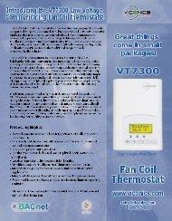 Vikonics Specification Sheet - Industrial Controls