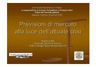 VEGETALIA 2009 La pioppicoltura in Europa - Unità di Ricerca per ...