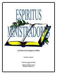 Un Estudio de los Ángeles en la Biblia - Executable Outlines