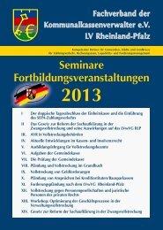 Seminare 2013 MB - kassenverwalter.de
