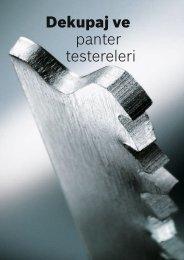 Dekupaj ve panter testereleri - Bosch elektrikli el aletleri