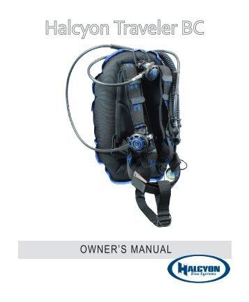 Halcyon Traveler BC Manual
