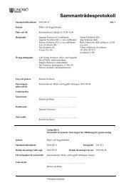 Miljö- och byggnämndens protokoll 20100831.pdf - Gnosjö kommun