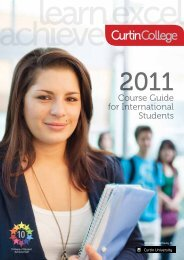 Course Guide for International Students - Navitas