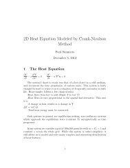 Crank-Nicolson Type Method for Burgers Equation