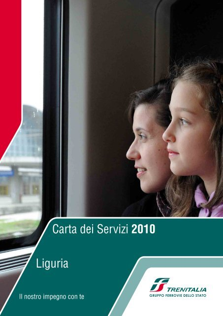 Carta dei Servizi 2010 Liguria - Trenitalia