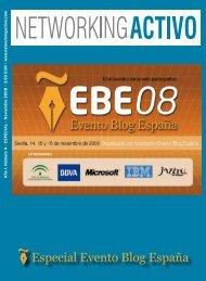 Especial Evento Blog España - Networking Activo