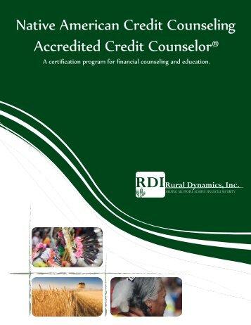 the full NACC Program Brochure - Rural Dynamics
