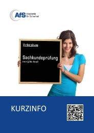 Flyer mit Kursbeschreibung herunterladen (PDF) - Akademie für ...