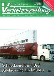 3. September 2012 14. Jahrgang Heft 34-3512012 - Schneckenreither