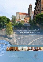Mappe Innenteil - Hotel Schlossmühle