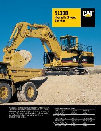 5130B Hydraulic Shovel / Backhoe - Kelly Tractor