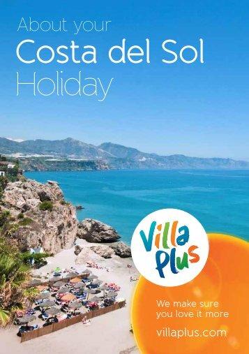 Costa del Sol Holiday Guide - Villa Plus