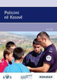 Policimi në Kosovë