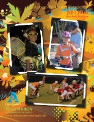 2011 FALL - City of Auburn
