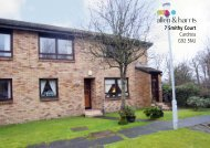 7 Smithy Court Cardross G92 5NU - Sequence